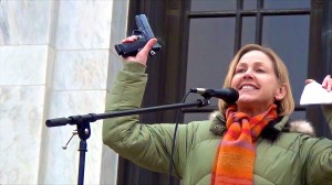 [VIDEO] Tami Jackson Speaks At OR Gun Rally