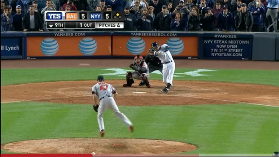 Derek Jeter Says Goodbye To Yankee Stadium With A Walk Off Single