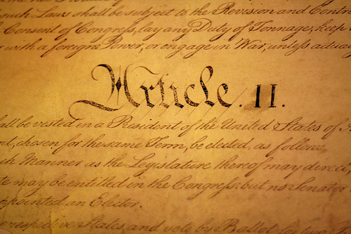 Article Constitution Article 1 of The Constitution