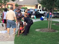 Texas Officer Appears To Push Teen At Pool Party; Cop On Leave [VIDEO]
