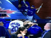 Blue Jays Fans Hurl Beer Cans On To Field To Protest Call [VIDEO]
