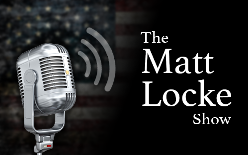 New The Matt Locke Show logo