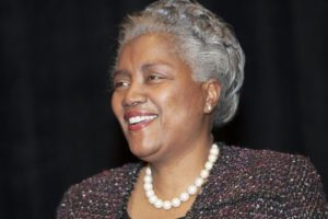 Donna Brazile Comes In From The Bullpen For DNC; Started Her Career Lying About George H.W. Bush Adultery
