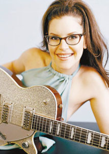 "MU-LISALOEB - Lisa Loeb says her new album's title ""Cake and Pie,"" is a metaphor for having no limits. (Gannett News Service/Baker Northrop Media Group)"