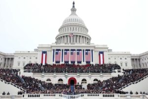LIVE STREAM: Donald J. Trump Inauguration As 45th President Of The United States 1/20 [VIDEO]