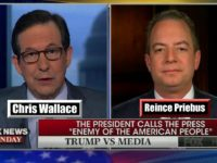 Reince Priebus Defends Trump's Press Is 'Enemy Of The American People' [VIDEO]