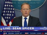 Sean Spicer White House Press Briefing With Skype Questions 2/1 [VIDEO]