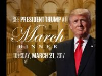 LIVE: President Donald Trump Speech At The National Republican Congressional Committee Dinner 3/21