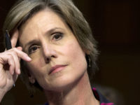 Sally Yates Testimony Infomercial Leaves Russia Hoax Intact