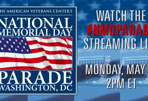 LIVE: The 2017 National Memorial Day Parade 5/29 [VIDEO]