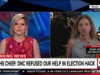 Wasserman Schultz: Jeh Johnson 'Wrong In Every Respect' In Testimony On DNC Hack 6/22 [VIDEO]