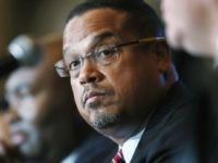 Ellison Really Doesn't Apologize for Trump/Kim Comment; Grumbles The Quote Was 'Misused'