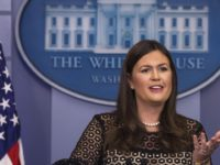 LIVE: Sarah Huckabee Sanders Leads Panel Discussion on President Trump's First Year In Office 10/23 [VIDEO]