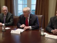 President Trump Participates in a Briefing with Senior Military Leaders 10/5 [VIDEO]