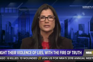 """NRA:  """"We Fight Their Lies, With the Fire of Truth"""""""